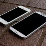 iPhone 5 vs Galaxy S4 in drop test video