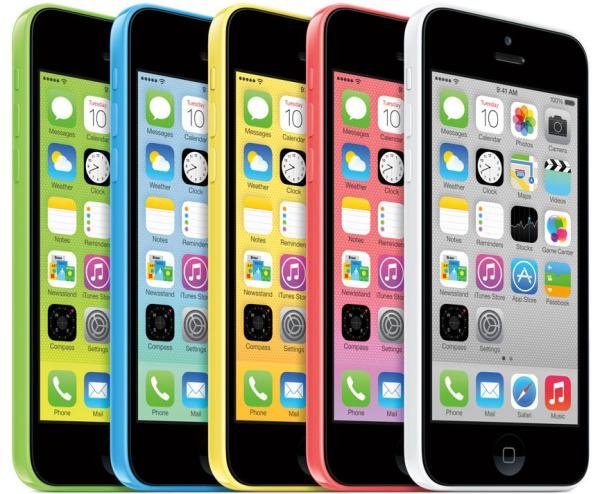 iPhone 5C 8GB gets pricing on Three UK