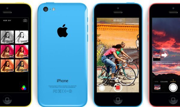iPhone 5C Virgin Mobile