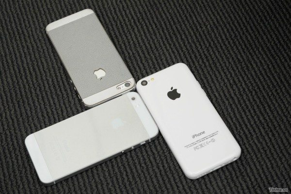 iPhone 5C vs. iPhone 5 and 5S in new samples 2