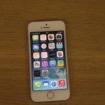 iPhone 5S iOS 7.1 Internet speed test