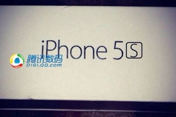 iPhone 5S packaging shows 128GB variant pic 2