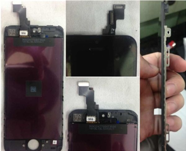 iPhone 5S plausible release, display & logic board surfaces pic 1