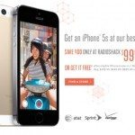 iPhone 5S price bargain at RadioShack