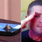 iPhone 5S saves soldiers life fighting for country