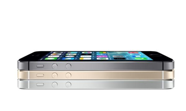 iPhone 5S selling out already in some regions