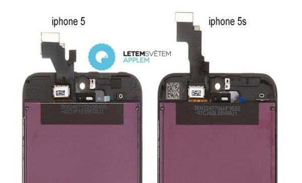 iPhone 5S supposed changes and fingerprint sensor clue pic 3