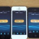 iPhone 5S vs 5 and 4S on iOS 8 beta 2, Internet speeds