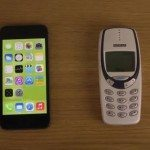 iPhone 5S vs Nokia 3310 most ridiculous test