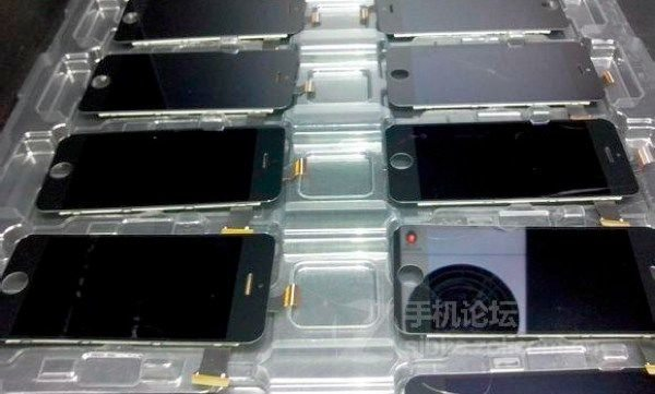 iPhone 5S with 4-inch ITO Glass TSP