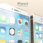 iPhone 6 Air and iPhone phablet display sizes