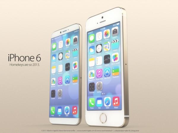 iPhone 6 Air concept prompts ID Touch worries