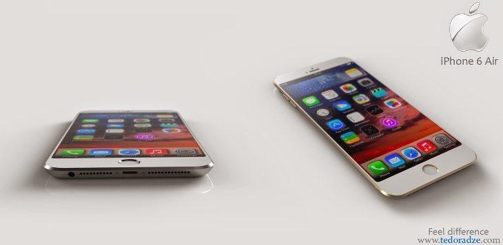 iPhone 6 Air design c