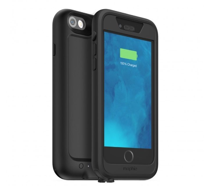iPhone 6 Mophie waterproof case b