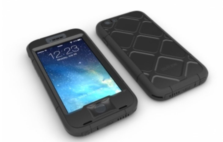 iPhone 6 Plus Lifeproof waterproof case