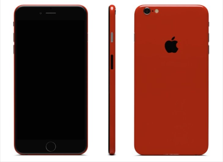 iPhone 6 Plus in more colors with ColorWare ...