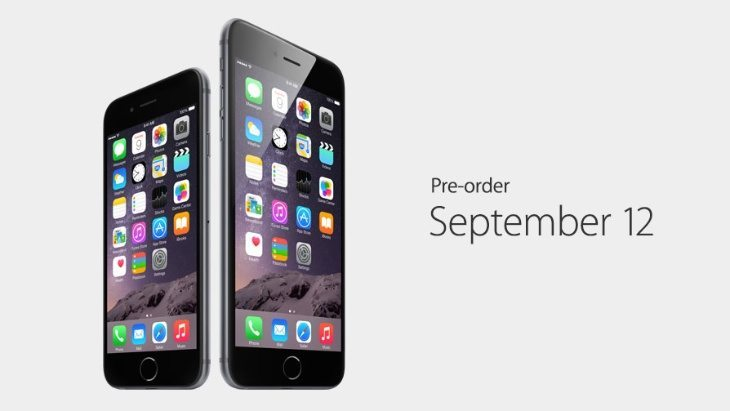iPhone 6 Plus pre-order, a date for stock trouble