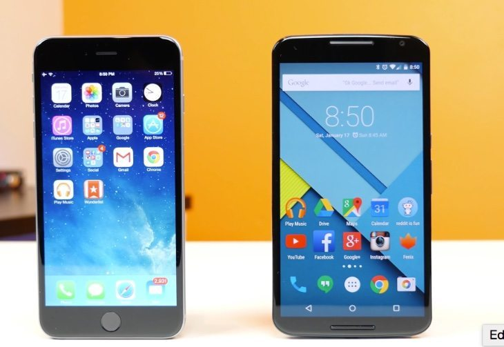 Reasons to choose iPhone 6 Plus over Nexus 6 and vice versa