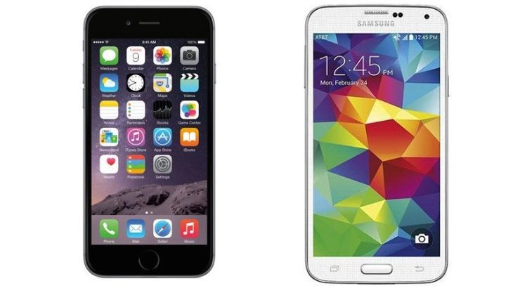 iPhone 6 and Galaxy S5 price offers