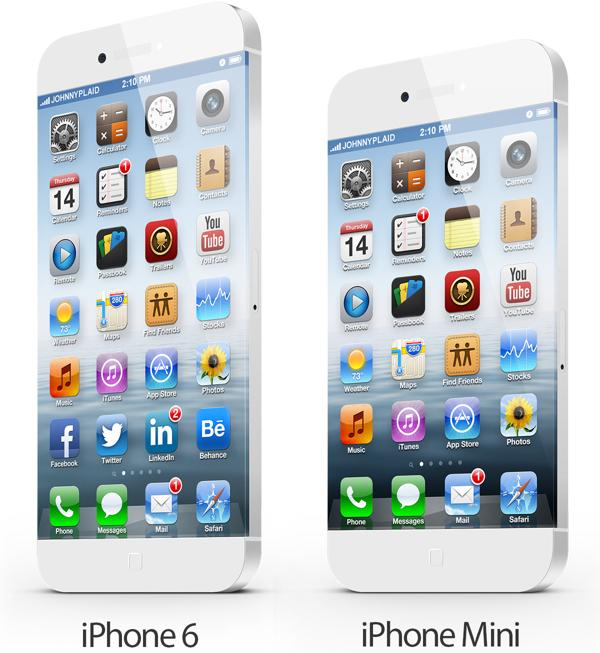 Iphone 6 mini design ideas that impress phonesreviews for New app ideas for iphone