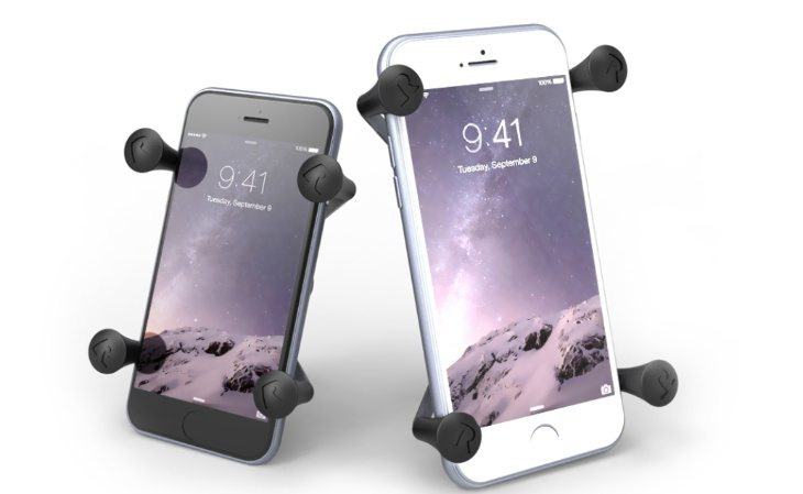 RAM iPhone 6 and Plus car mount
