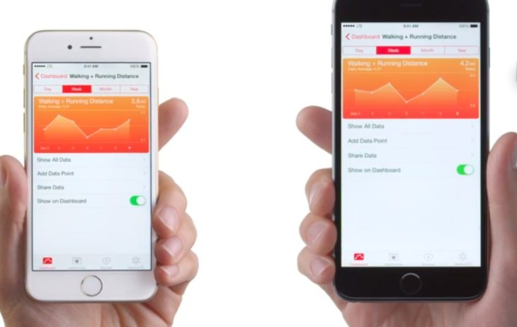 iPhone 6 and Plus TV ads b