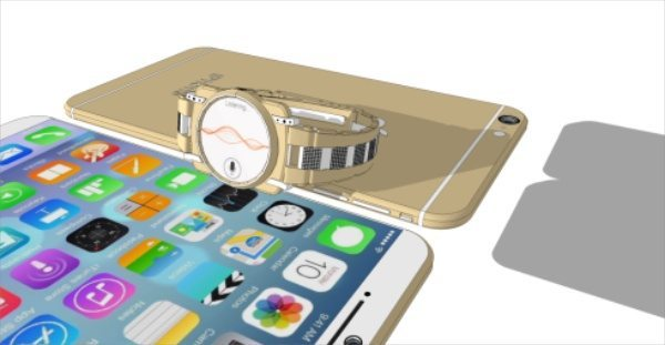 iPhone 6 and iWatch pro designs to impress c