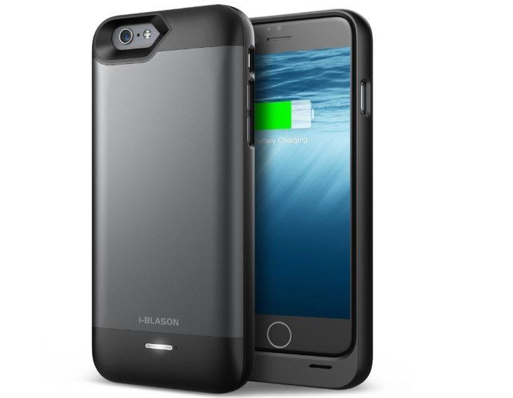 iPhone 6 battery case from i-Blason