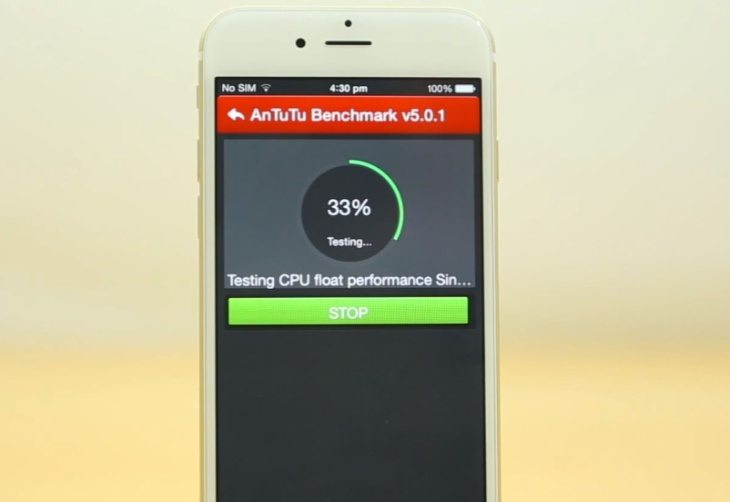 iPhone 6 benchmarks roundup and results