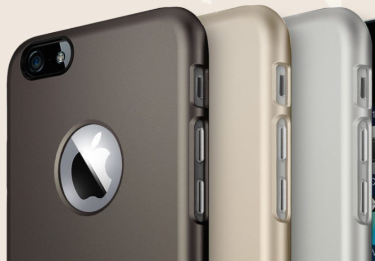 iPhone 6 cases by Spigen listed for pre-order