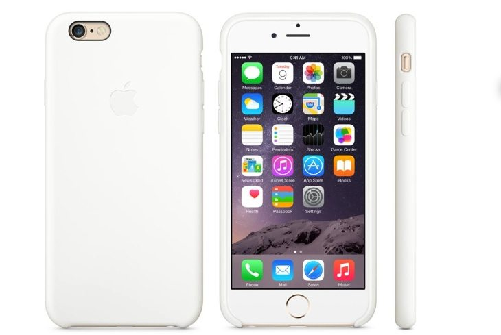 iPhone 6 cases from Apple b