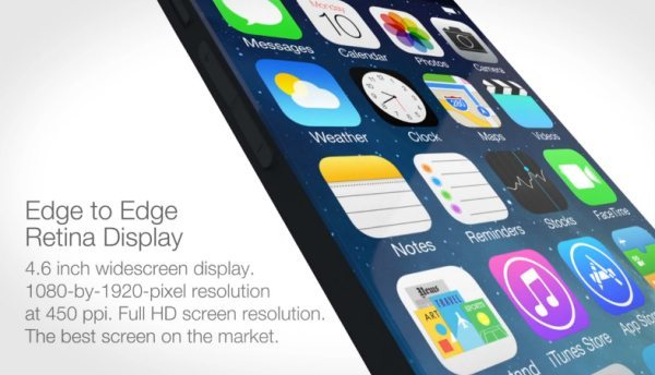 iPhone 6 concept corrects 5S flaws pic 2
