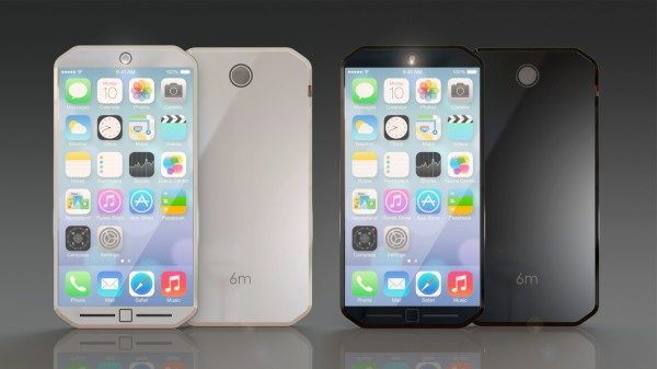 iPhone 6 conception exudes Battlestar Galactica design