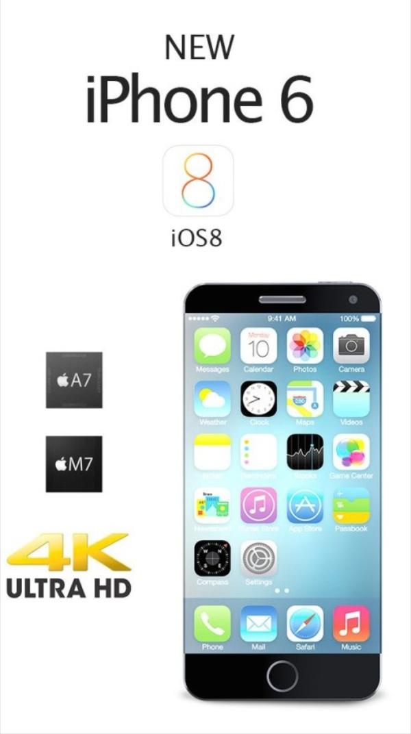 iPhone 6 design bears Beats logo