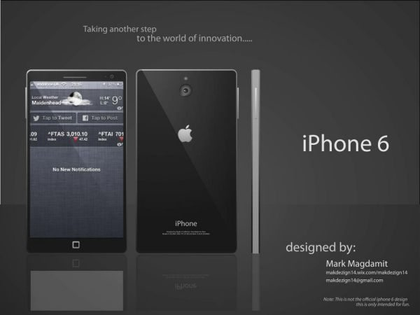 iPhone 6 design will cause a stir