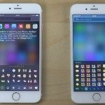 iPhone 6 iOS 8.3 beta 3 vs iOS 8.2 b