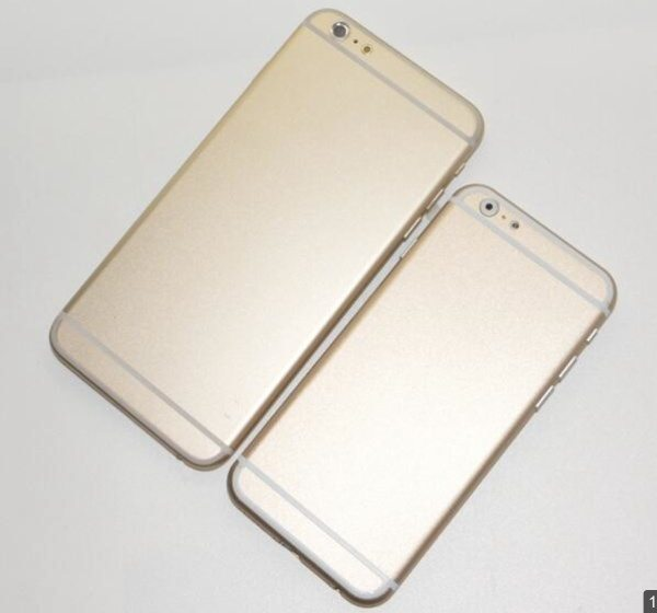 iPhone 6 images compare models, cause a scrap