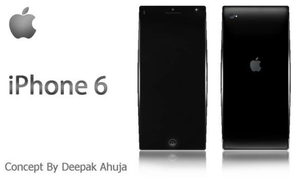 iPhone 6 news boasts 4.2 and 4.8-inch renderings pic 1