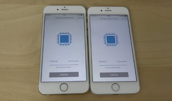 iPhone 6 on iOS 8.3 beta 4 vs iOS 8.2