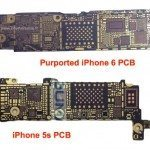 iPhone 6 purported logic board leaks