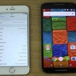 iPhone 6 vs Moto x