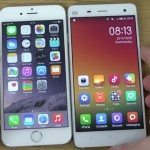 iPhone 6 vs Xiaomi Mi4