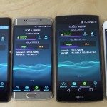 iPhone 6 vs Xperia Z3+, LG G4, Galaxy S6 Edge