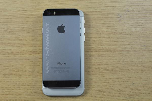 iPhone 6 vs iPhone 5S possibly reappears