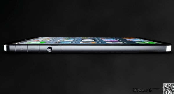iPhone 6 with 4.8-inch Display 2014 Summer Release