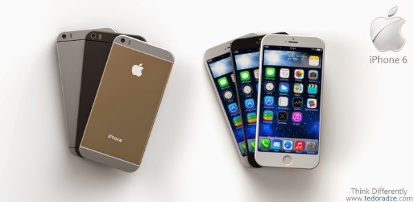 iPhone 6 with iOS 9 and slim style c