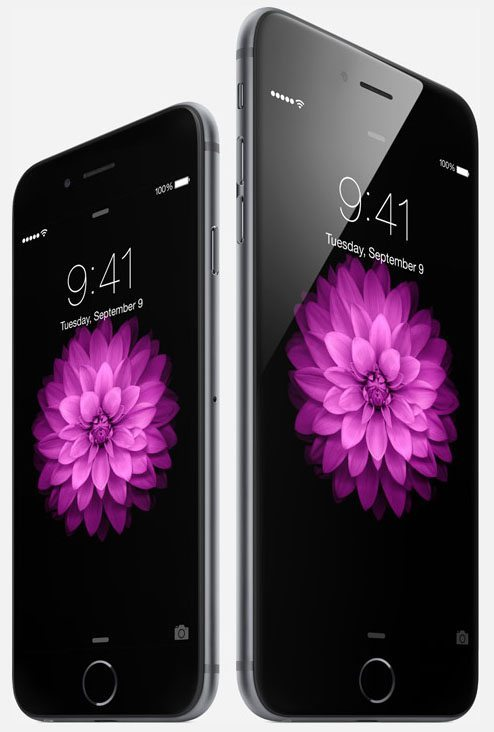 iPhone 6 allegedly outsells the iPhone 6 Plus three-to-one