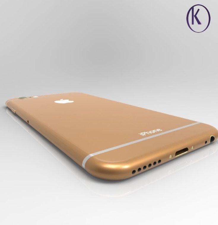 iPhone 6C design c
