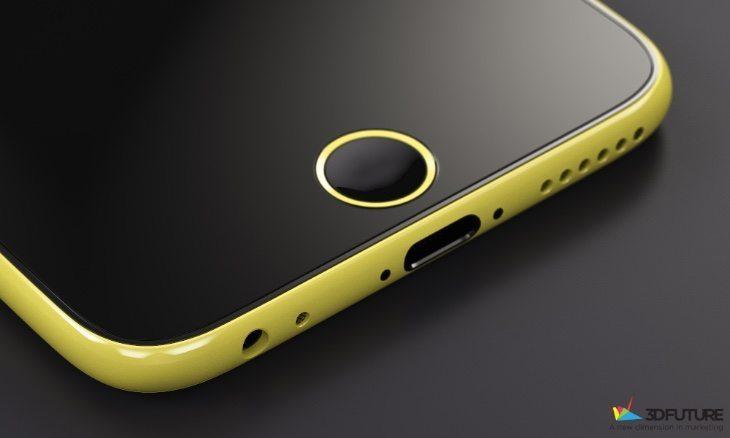 iPhone 6C renders c