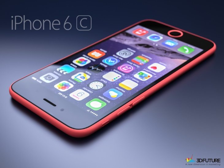 iPhone 6C renders